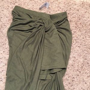 Rue21 Skirts - Knotted long skirt